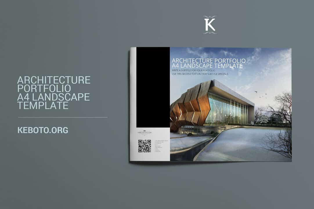 best architecture portfolio templates