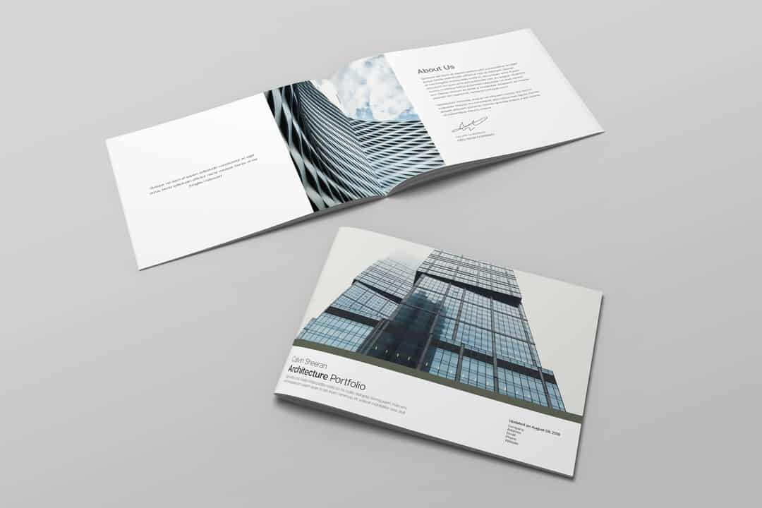 Top Architecture Portfolio Templates Archareer