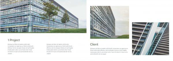 free architecture portfolio download