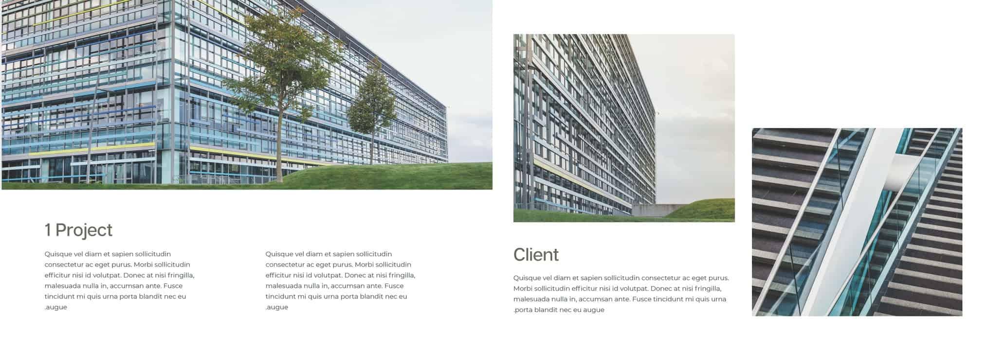 Free Architecture Portfolio Template – Archareer